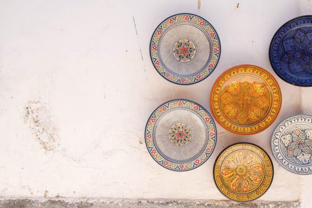 Poteries au Maroc