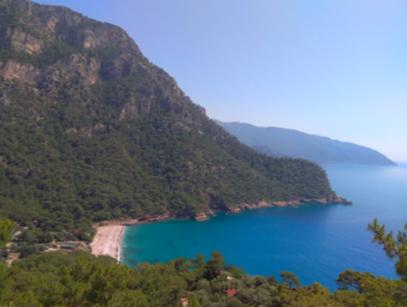 La plage en Turquie - GObyAVA