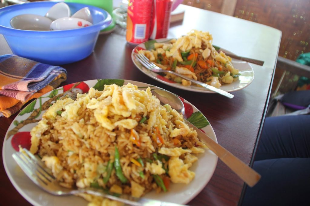 Fried Rice - Myanmar