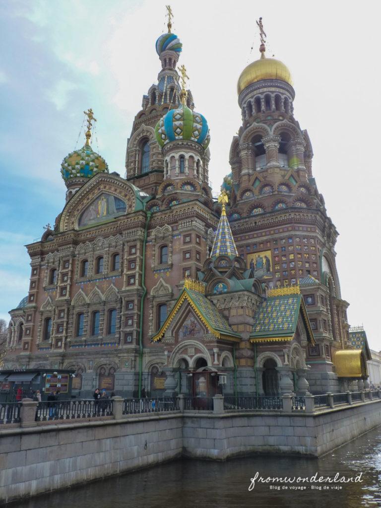 Cathédrale de Saint-Pétersbourg