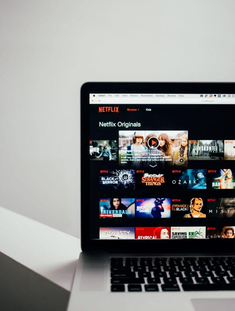 Améliorer son niveau langue - Netflix