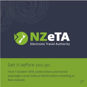 e-visa nouvelle zélande - GobyAVA