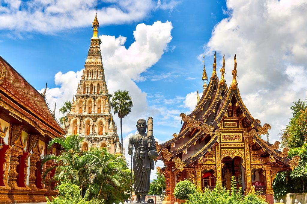 Temples thaïlandais - Bangkok