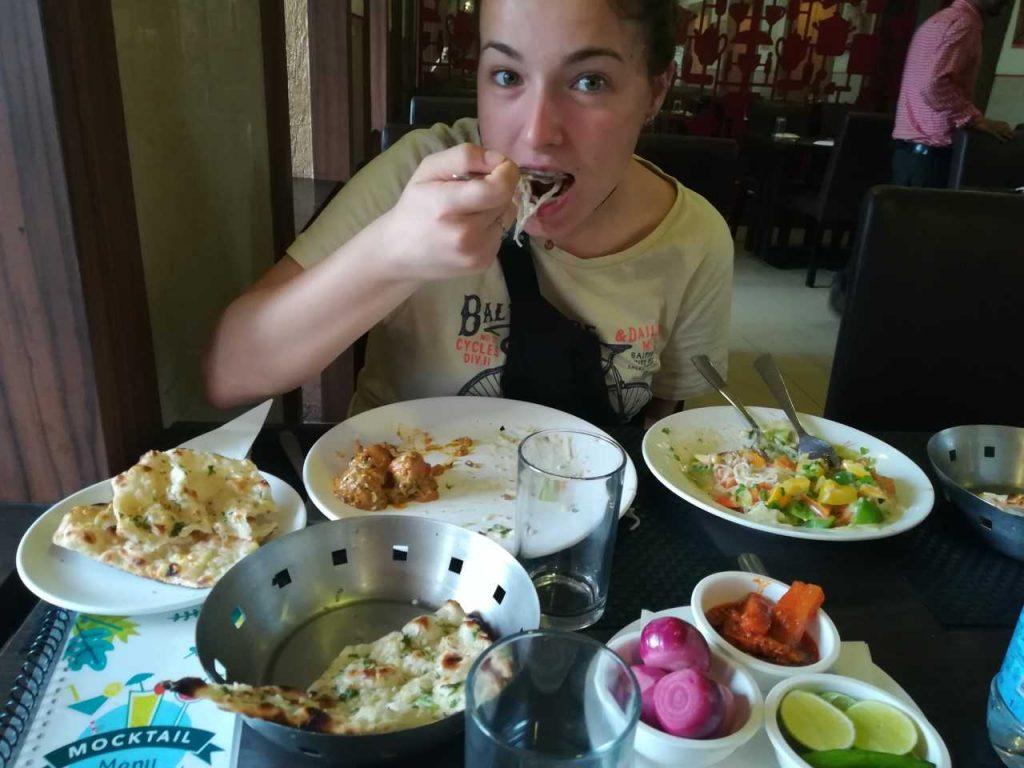 Gastronomie Inde - GObyAVA