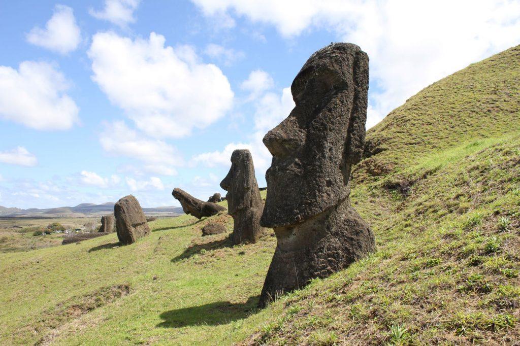 Ile de Paques - Chili - GObyAVA