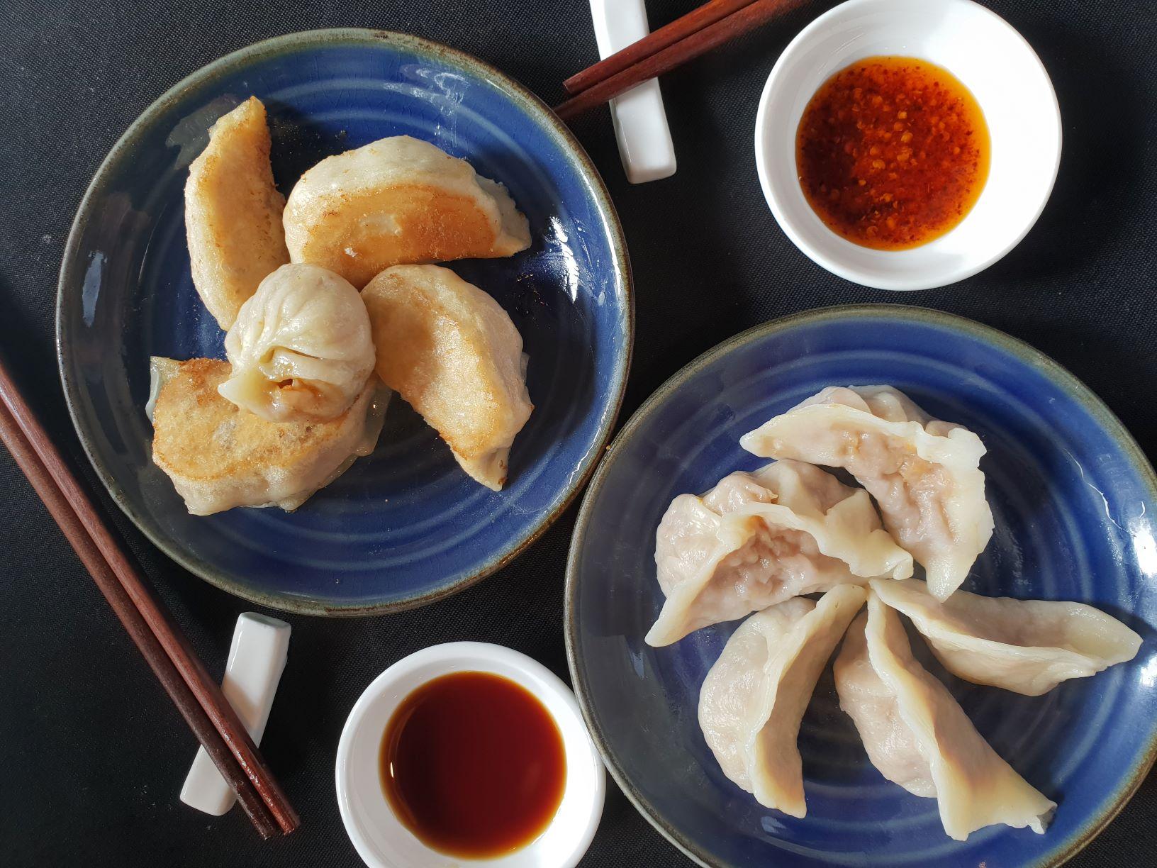 Cours de cuisine à Pékin