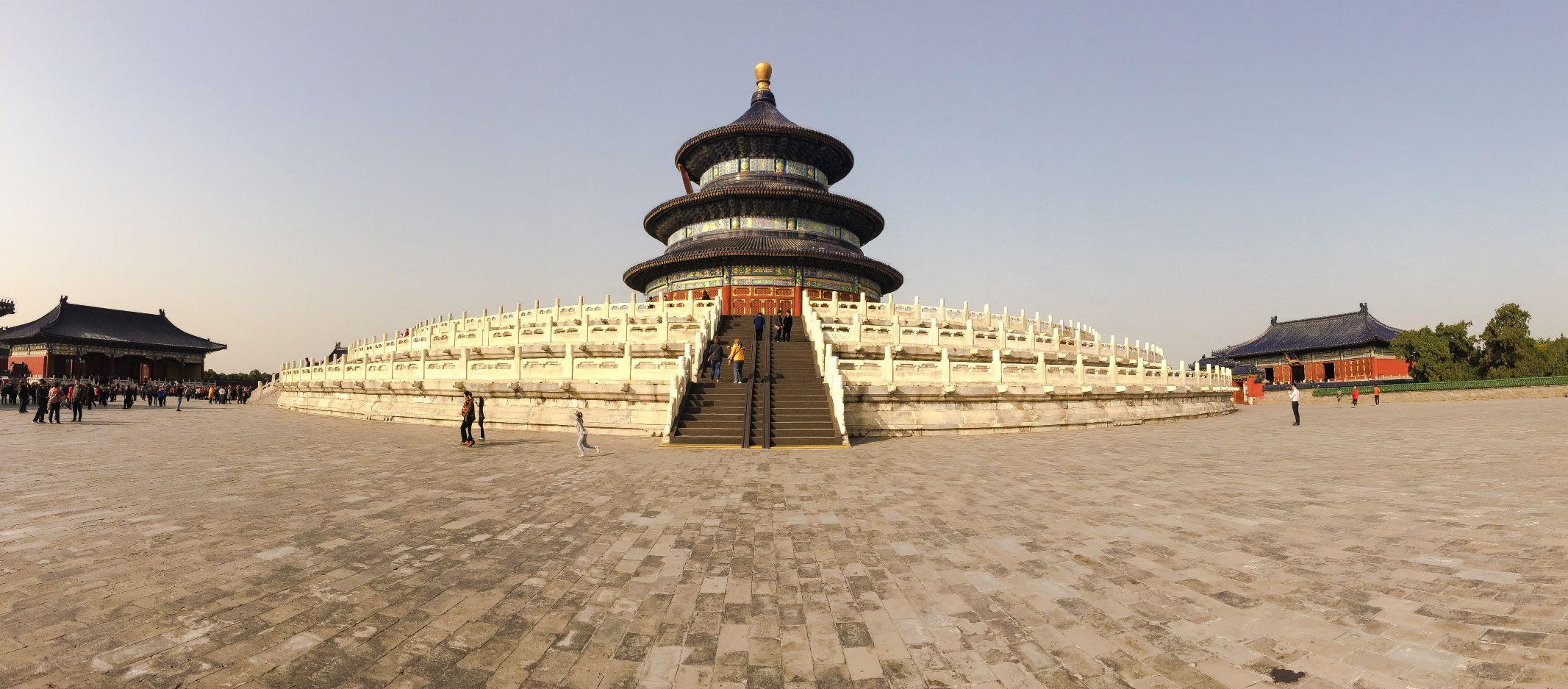 Le temple du Ciel de Pékin