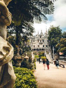 Le parc de Quinta da Regaleira