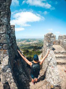 Vue depuis le sommet du monde