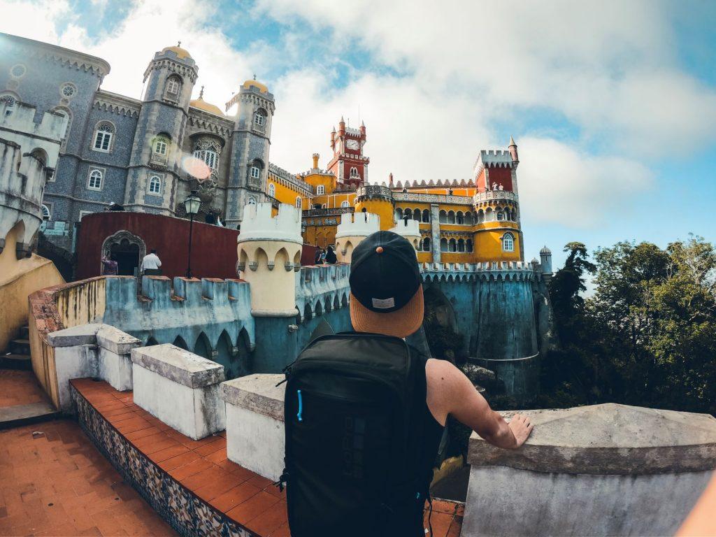 Le palacio de Sintra