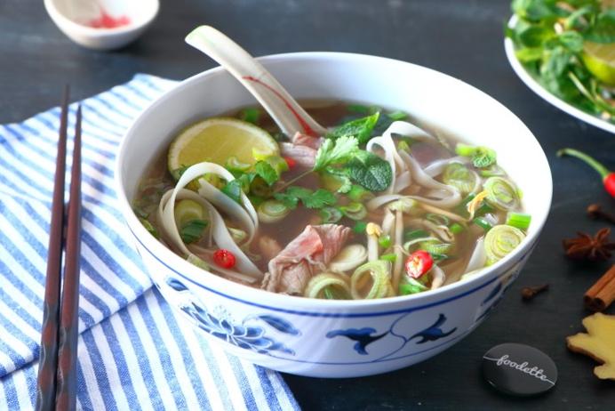 Le Phô, ou la soupe de bœuf vietnamienne