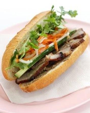 Banh Mi ou le sandwich vietnamien