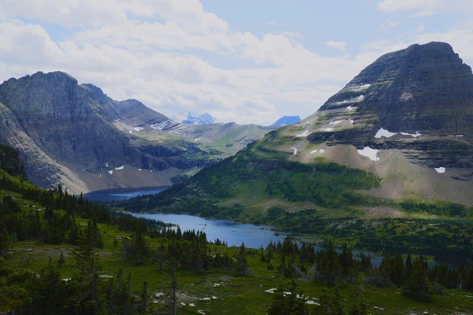 Lac Caché - Glaciers National Park