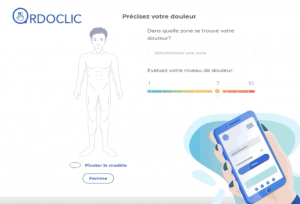 Ordoclic - Application mobile