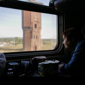 La traversée de la Russie en Transsibérien