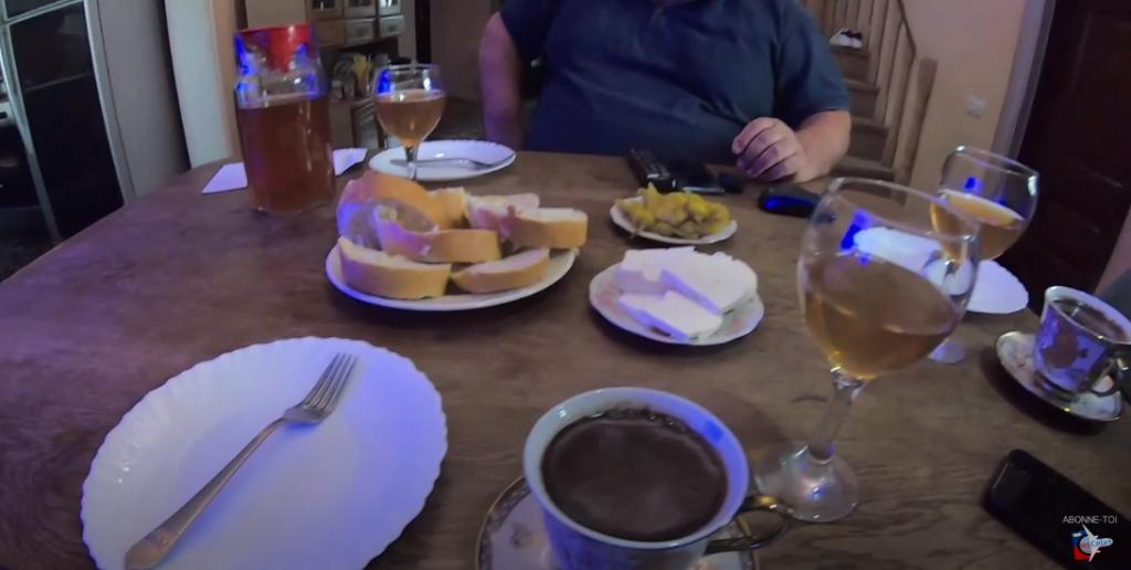 L'hospitalité en Géorgie