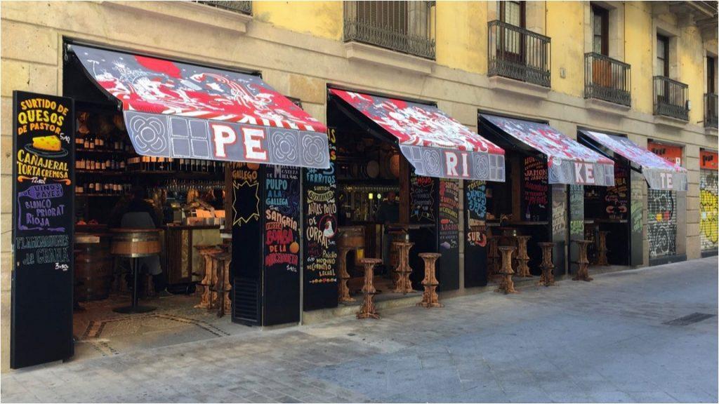 Barcelone et ses tapas