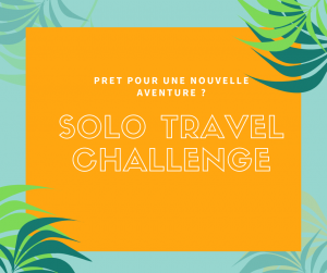 Solo Travel Challenge