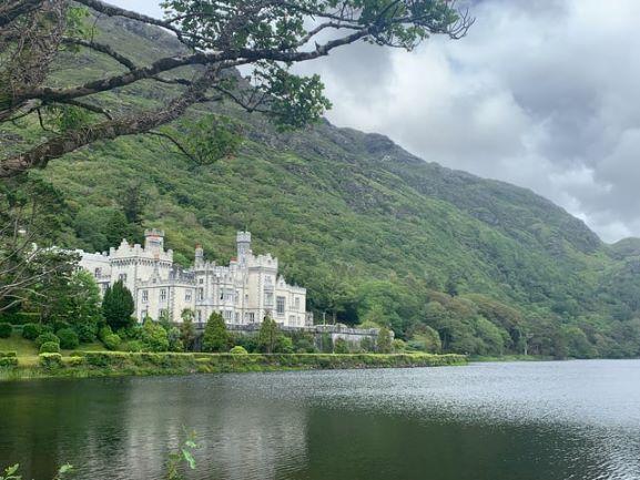 L'abbaye de Kylemore en Irlande