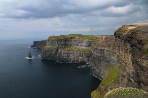 Cliff Moher : un immanquable irlandais