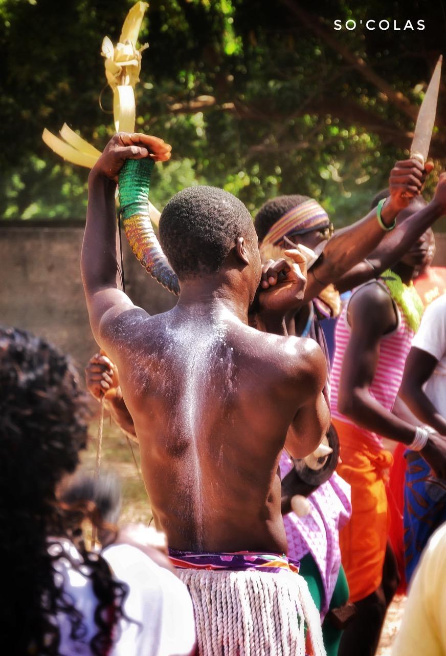 Fête Traditionnelle Sénégal - Afrique