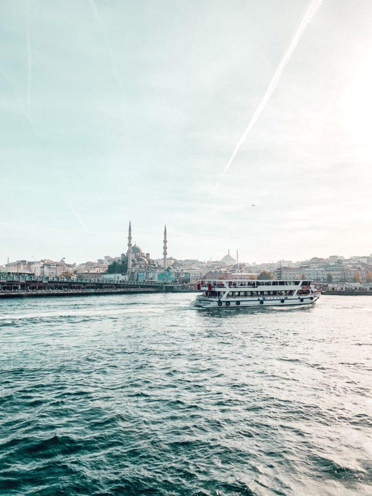 3 jours à Istanbul