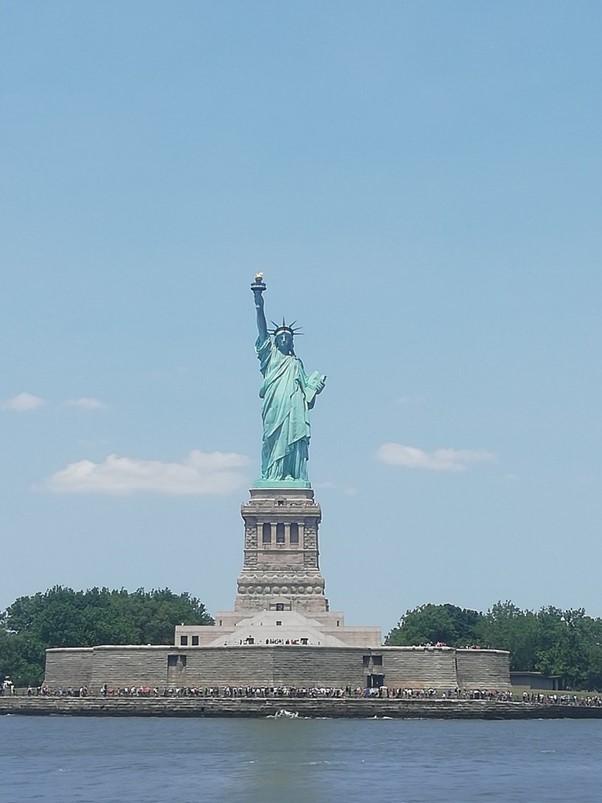 Statue de la Liberté NY