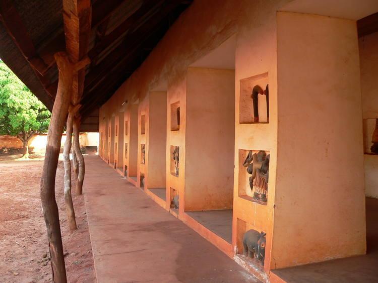 Les palais d'Abomey
