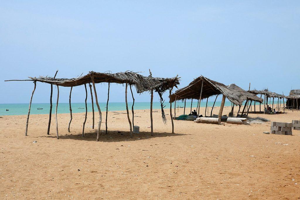 Les plages de Grand Popo