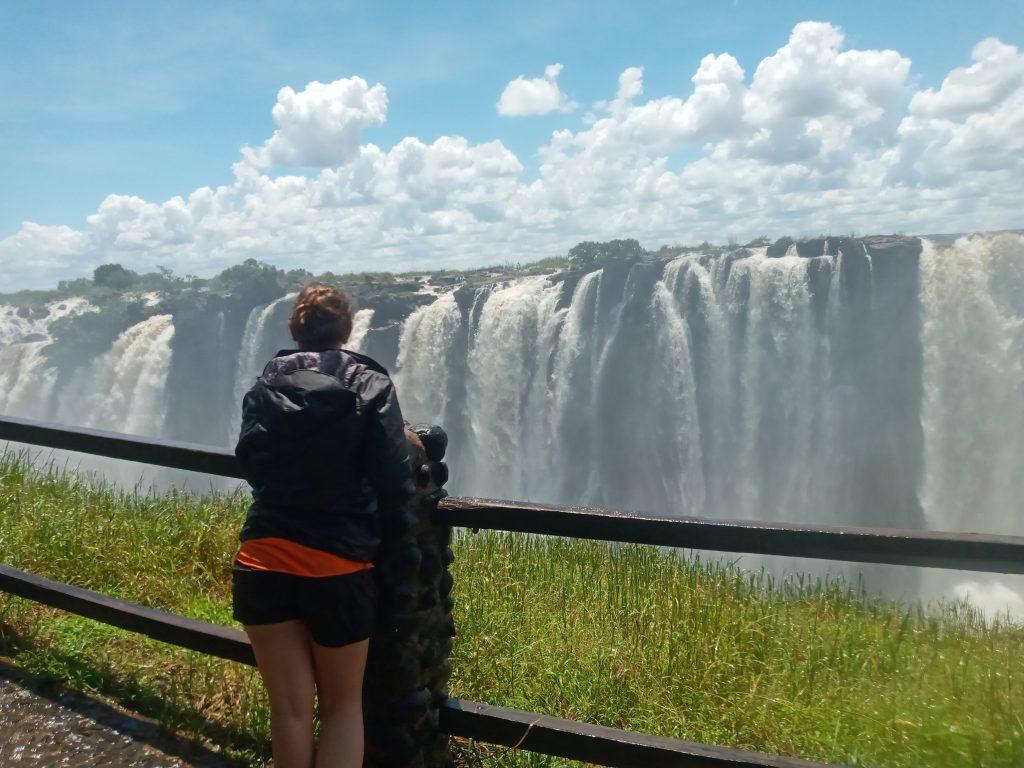 Chutes Victoria à Livingston - Zambie