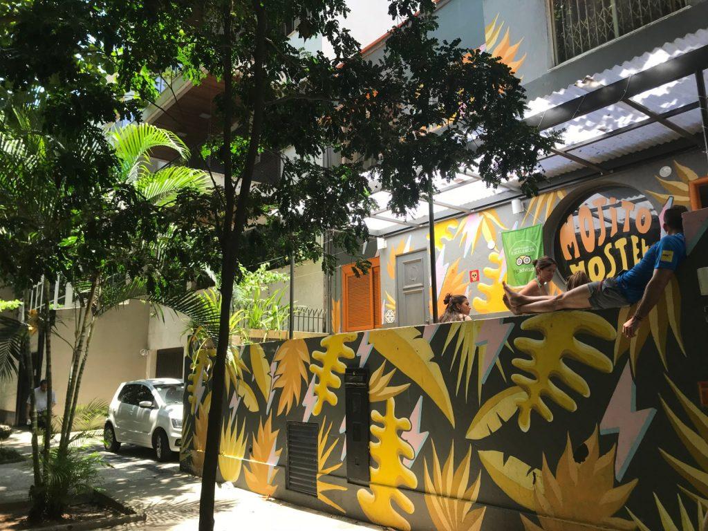 Les rue de Rio