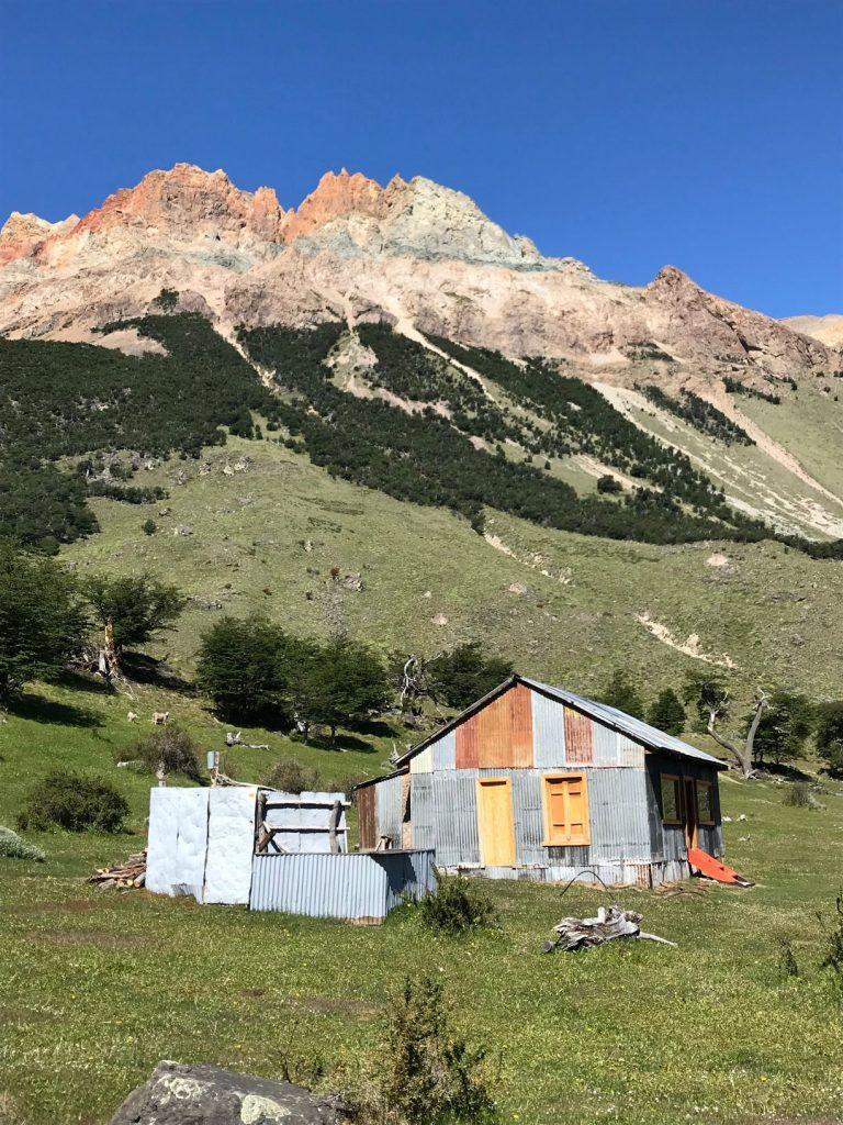 Cabane dans El Chalten