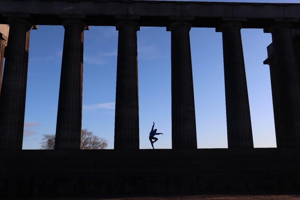 Edimbourg : Monument National Ecosse