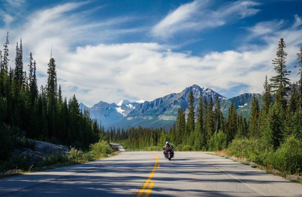 Les montagnes de Banff