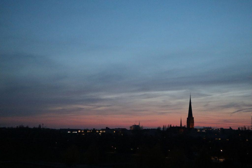 La nuit à Berlin