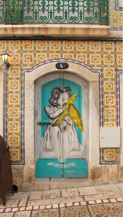 Street Art au Portugal