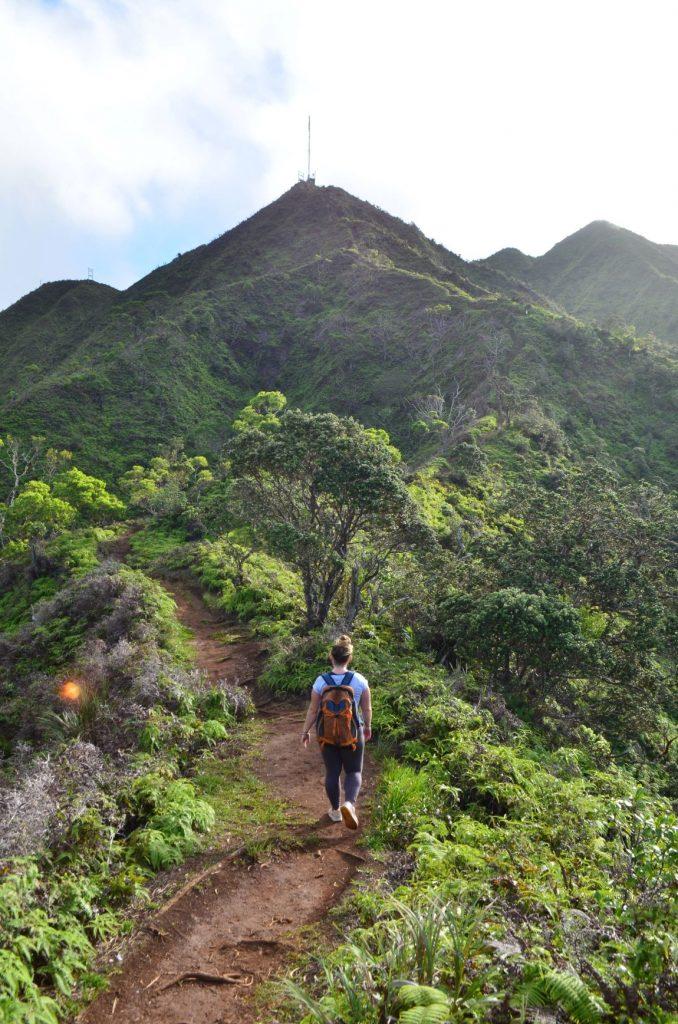 Randonnées au sommet des montagnes d'Hawaï