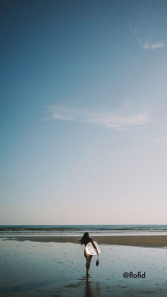 Super spot où surfer à Bali