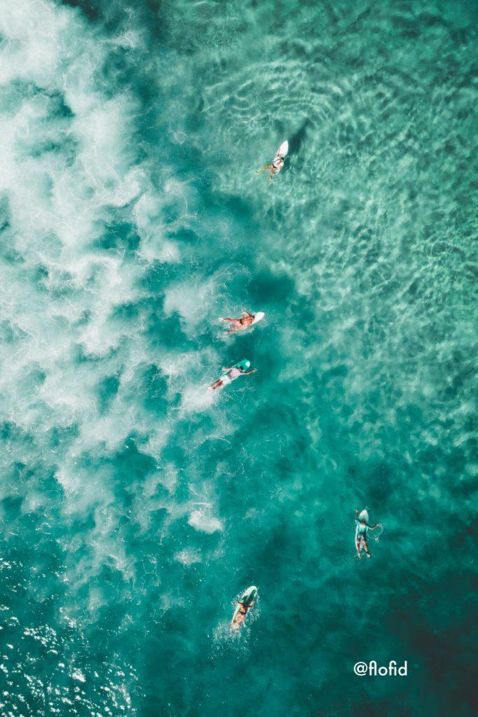Suer à Bali