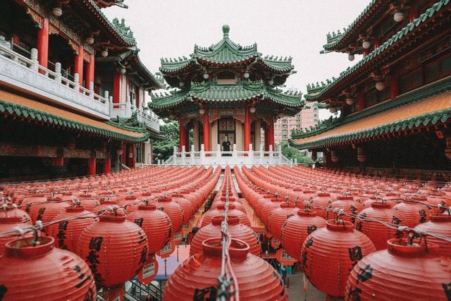 Partir en PVT Taïwan
