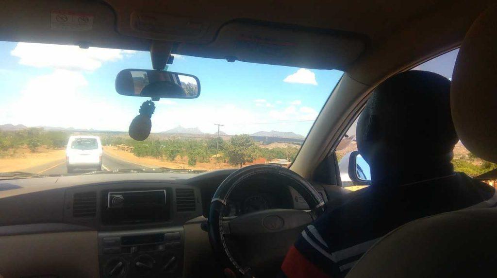 Les taxis au Malawi