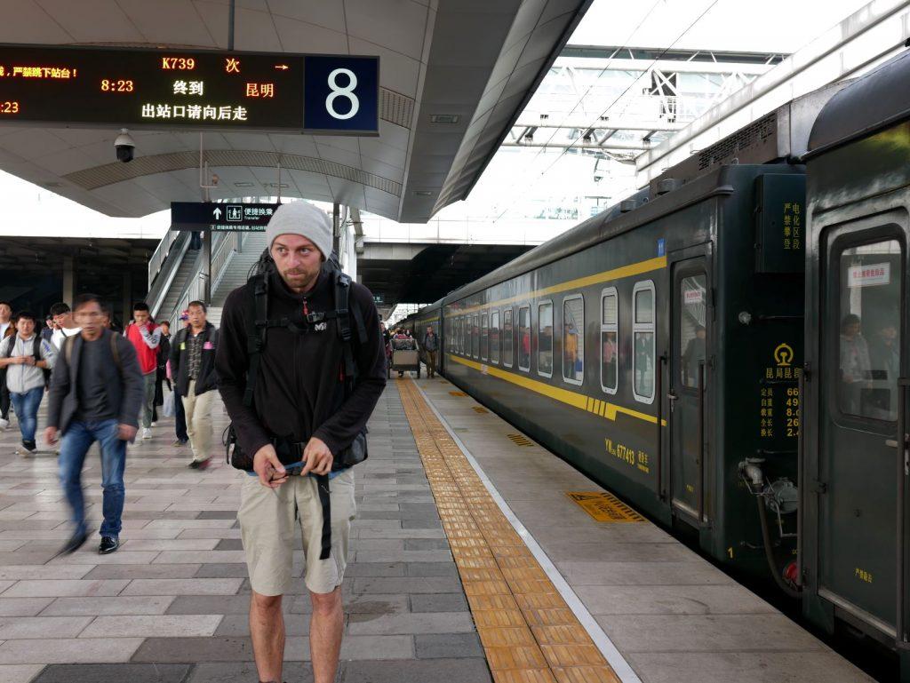 Les gares en Asie sans prendre l'avion