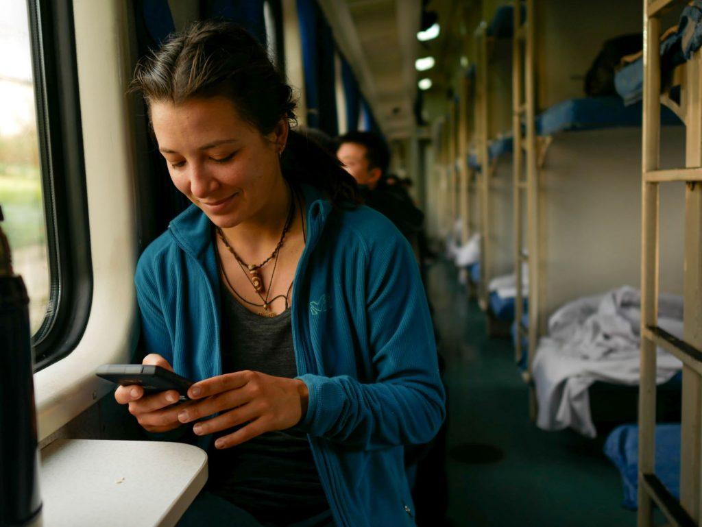 Train Chinois : l'Asie sans avion