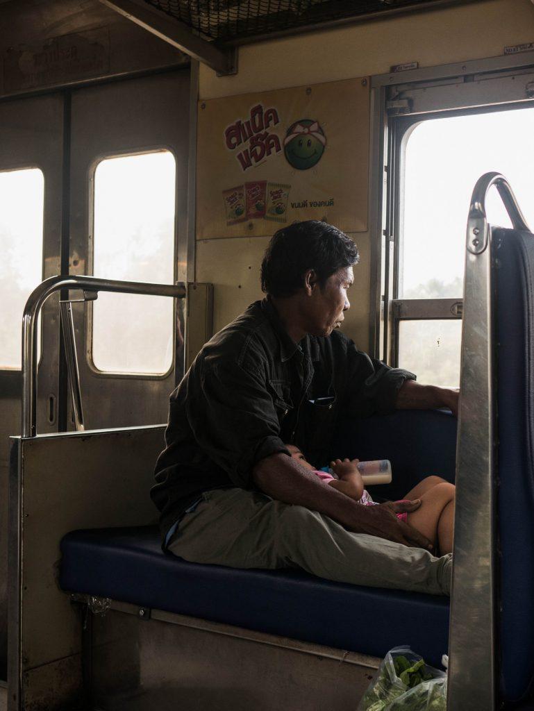 Voyager en Asie en train