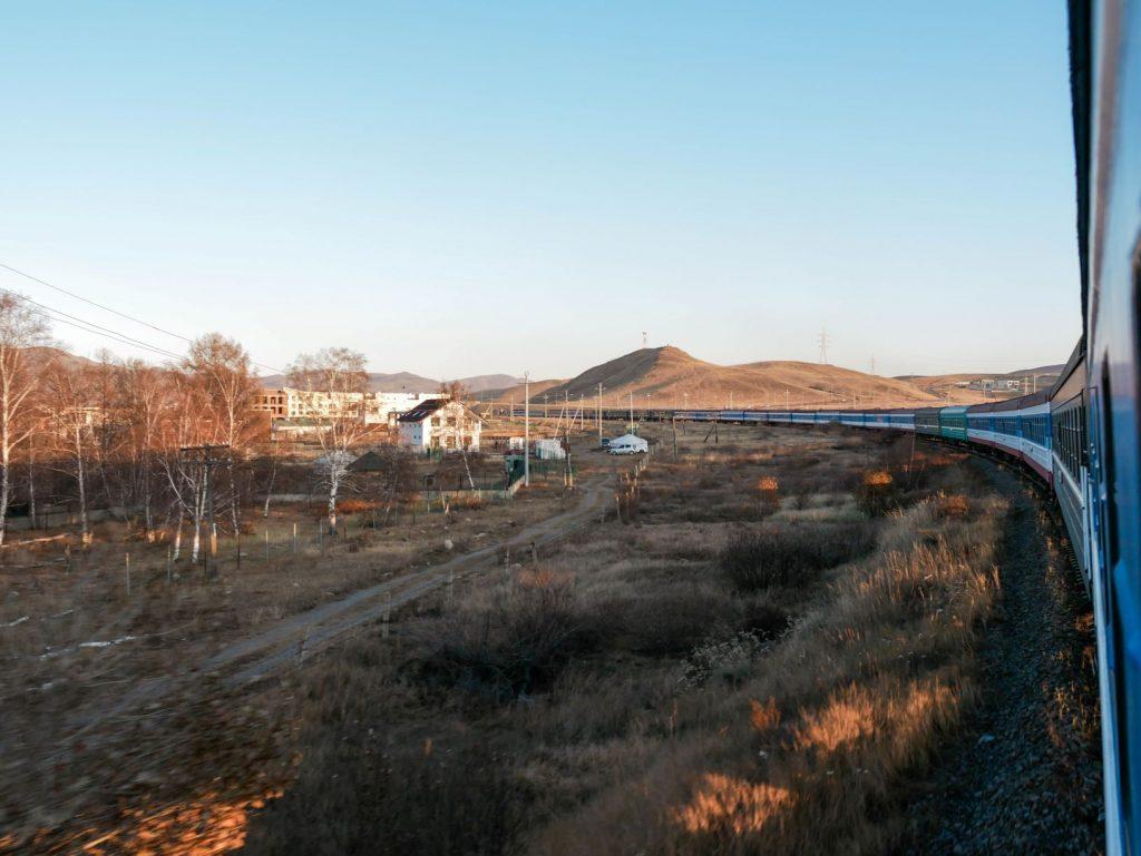 Transmandchourie - L'Asie sans Avion
