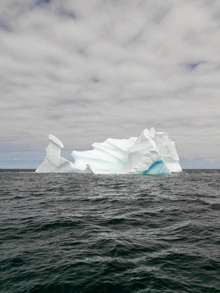 Les icebergs au Canada