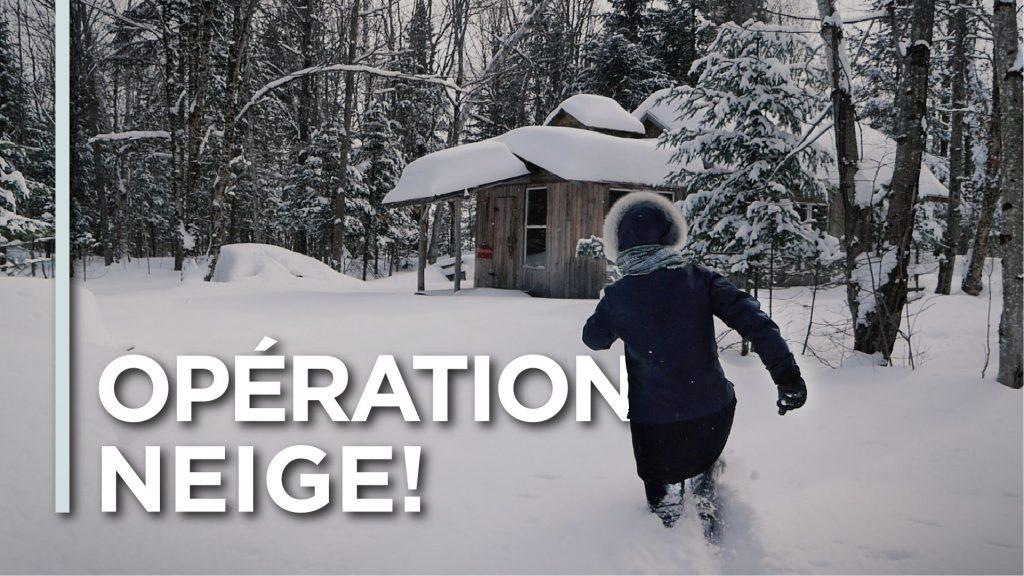 S'expatrier au Canada en hiver