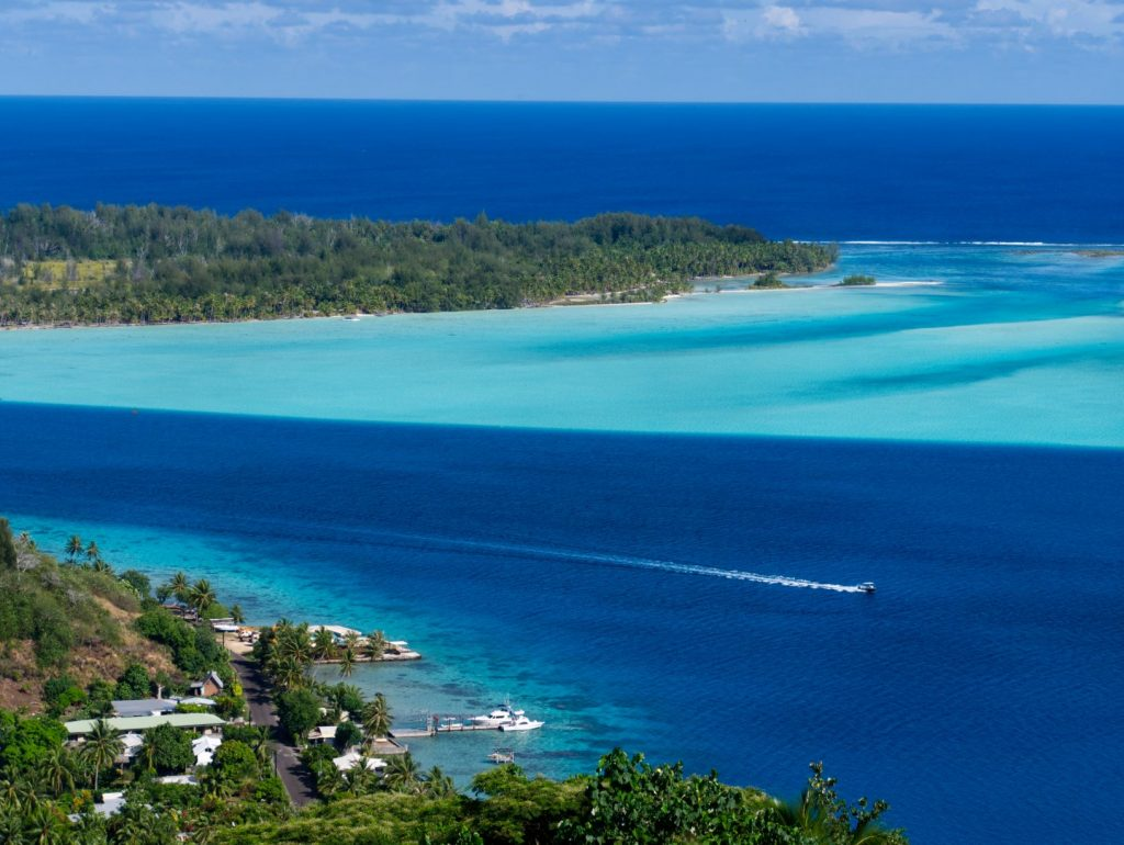 Slow Travel à Bora Bora