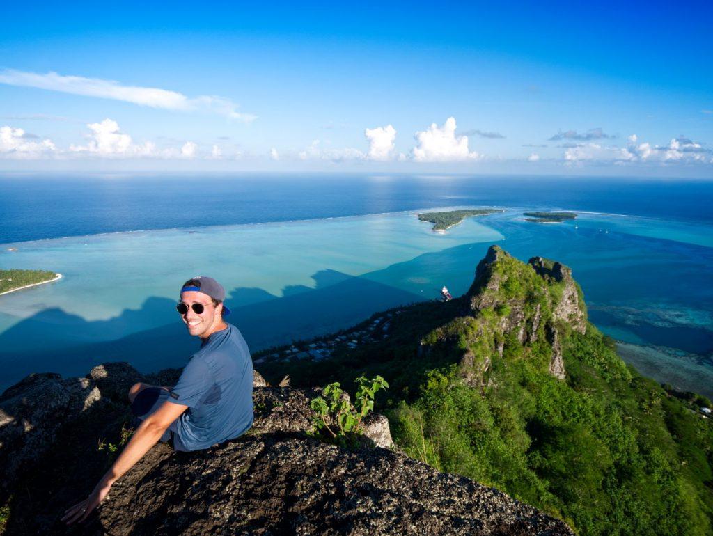 Slow travel à Maupiti