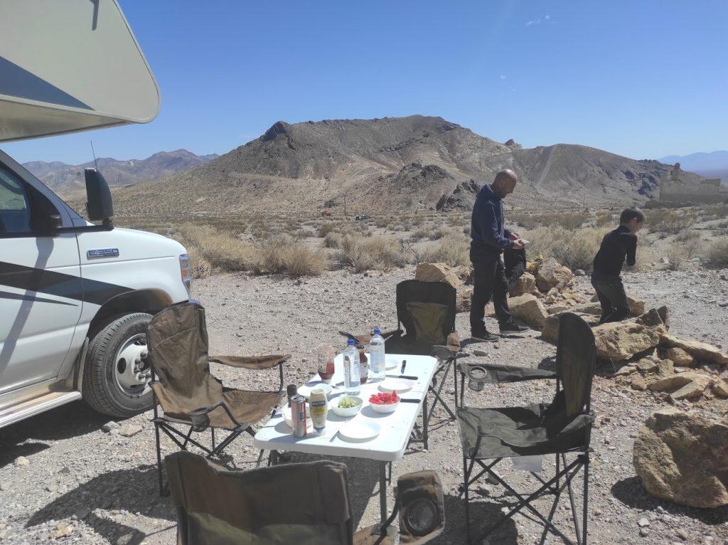 Voyager en camping car avec les enfants